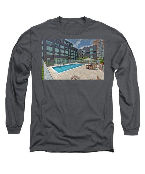 568 Union 3 Long Sleeve T-Shirt