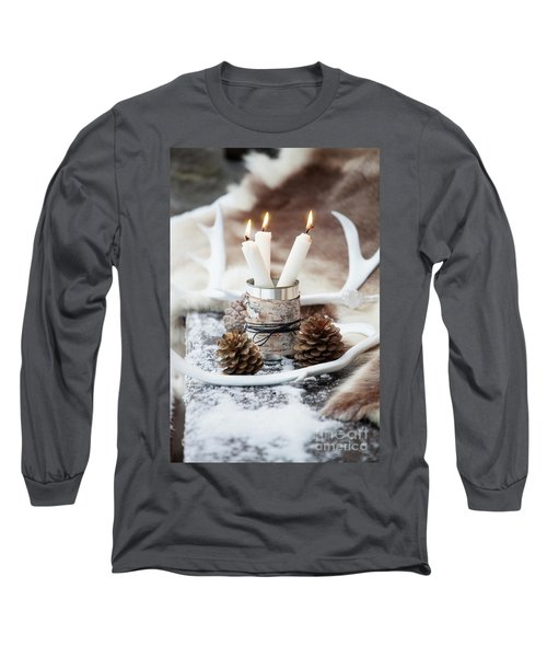 Candles Long Sleeve T-Shirt