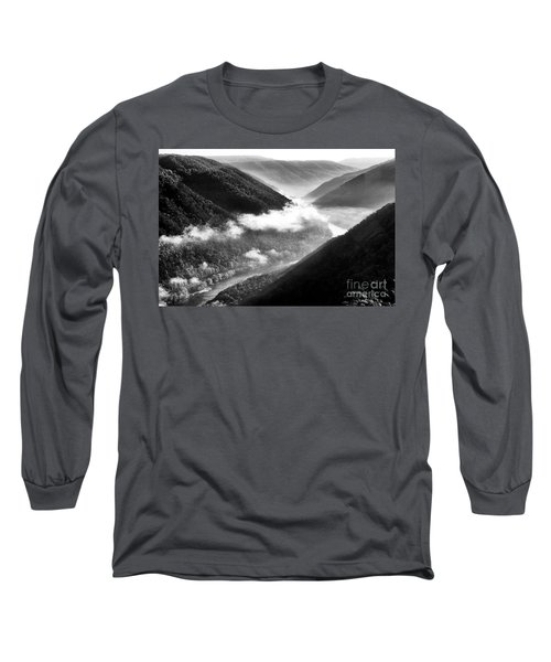 Grandview New River Gorge Long Sleeve T-Shirt