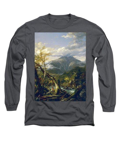 Indian Pass Long Sleeve T-Shirt