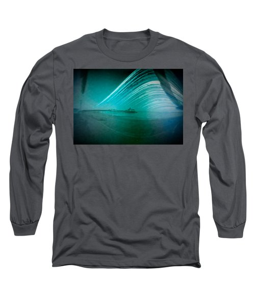 6 Month Exposure Of Eastbourne Pier Long Sleeve T-Shirt