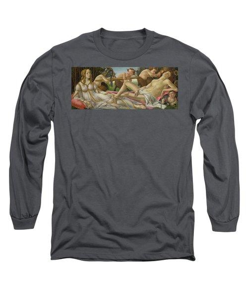 Venus And Mars Long Sleeve T-Shirt
