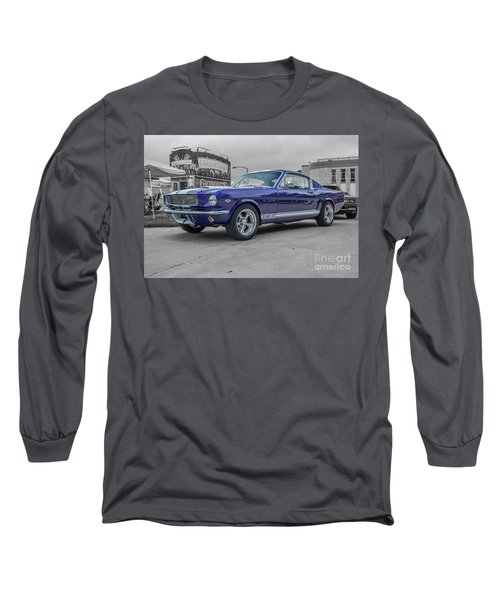 65' Mustang Long Sleeve T-Shirt