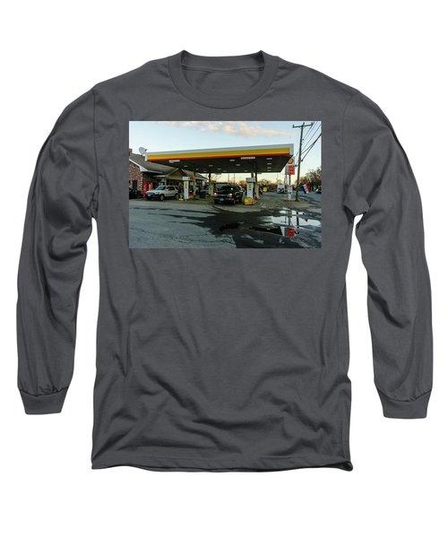 6a Station. Long Sleeve T-Shirt