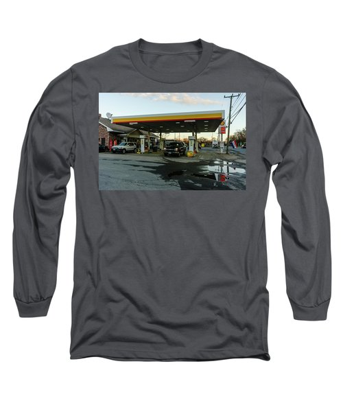 6a Station. Long Sleeve T-Shirt