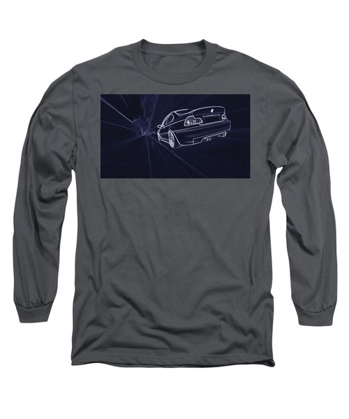 Bmw M3 E46  Long Sleeve T-Shirt