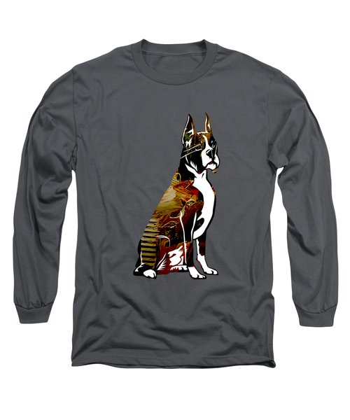 Boxer Collection Long Sleeve T-Shirt