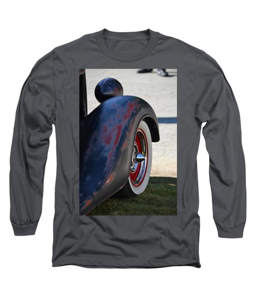Classic Ford Pickup Long Sleeve T-Shirt by Dean Ferreira