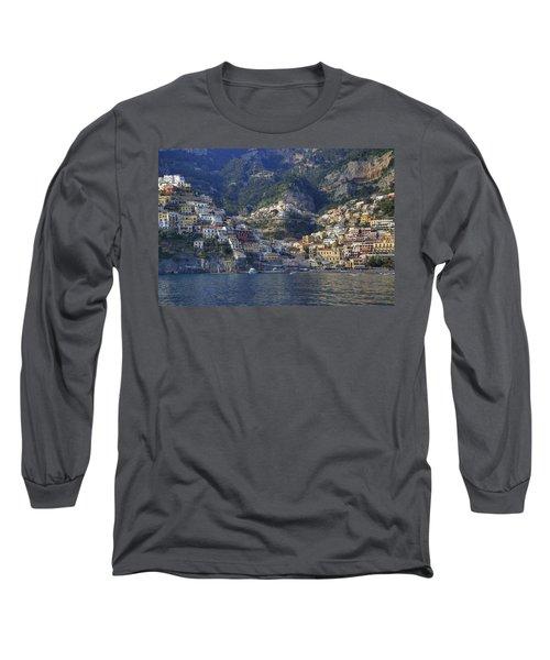 Positano - Amalfi Coast Long Sleeve T-Shirt