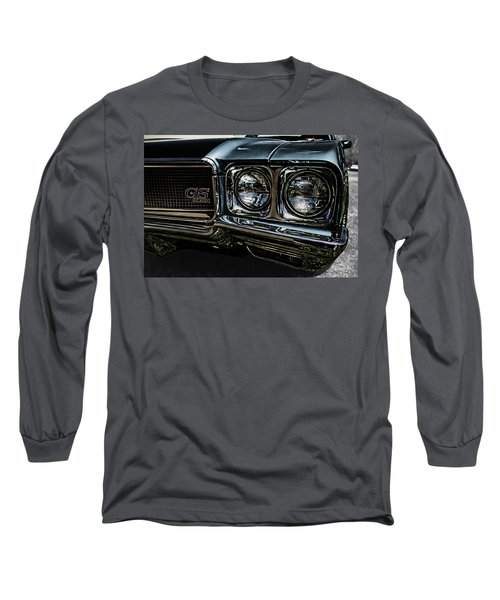 '70 Buick Gs Long Sleeve T-Shirt