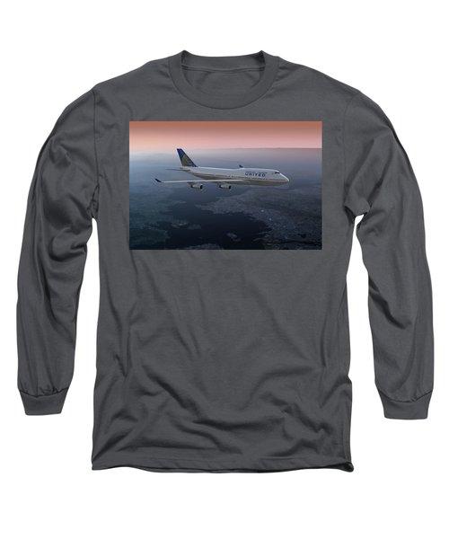 747twilight Long Sleeve T-Shirt