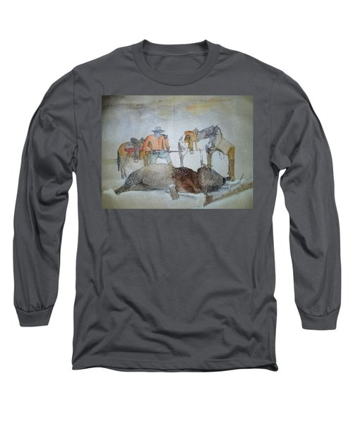 ole West my way album  Long Sleeve T-Shirt