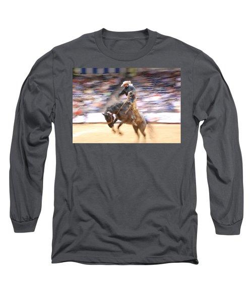 8 Seconds Long Sleeve T-Shirt