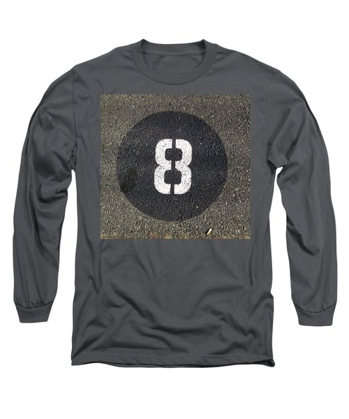 8 Long Sleeve T-Shirt