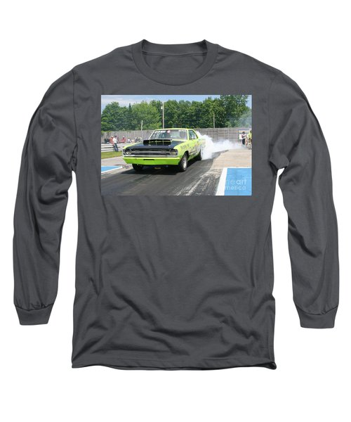 8652 06-15-2015 Esta Safety Park Long Sleeve T-Shirt