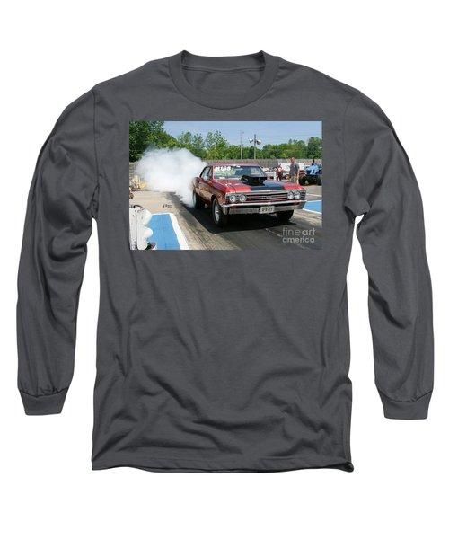 8673 06-15-2015 Esta Safety Park Long Sleeve T-Shirt