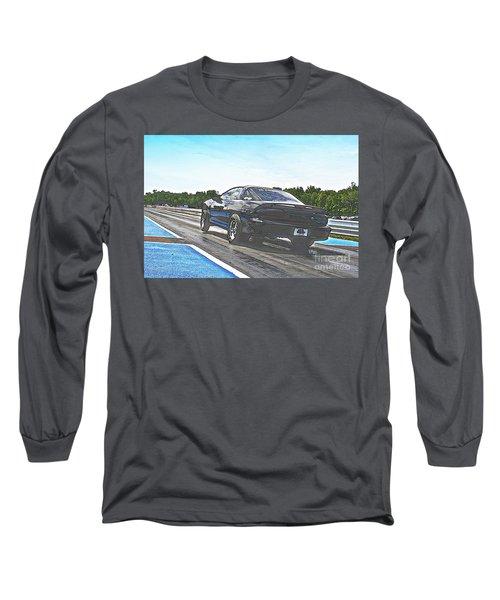 8706 06-15-2015 Esta Safety Park Long Sleeve T-Shirt