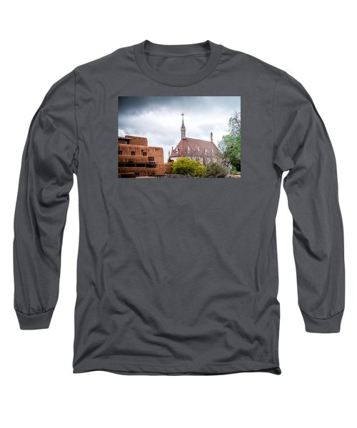 8762 Long Sleeve T-Shirt by Teresa Blanton