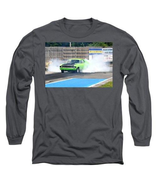 8833 06-15-2015 Esta Safety Park Long Sleeve T-Shirt
