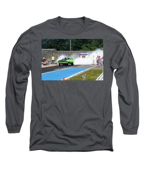8840 06-15-2015 Esta Safety Park Long Sleeve T-Shirt