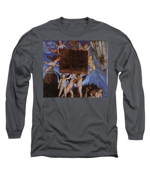 Andrea Mantegna Long Sleeve T-Shirt
