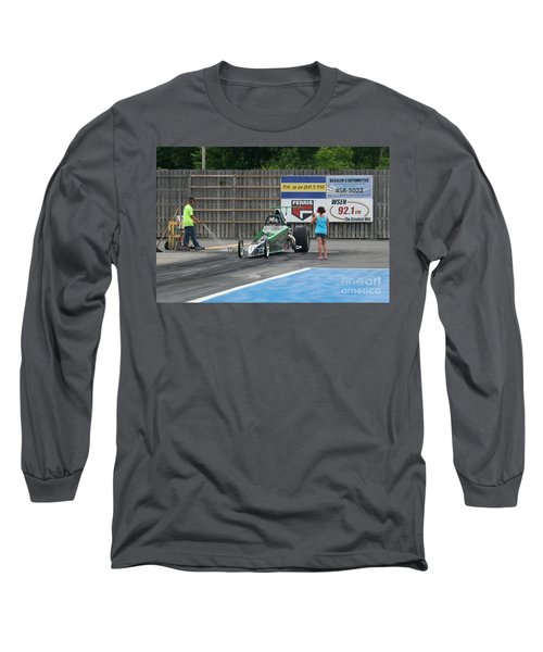 9062 06-15-2015 Esta Safety Park Long Sleeve T-Shirt