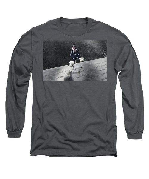 911 Memorial Pool-5 Long Sleeve T-Shirt