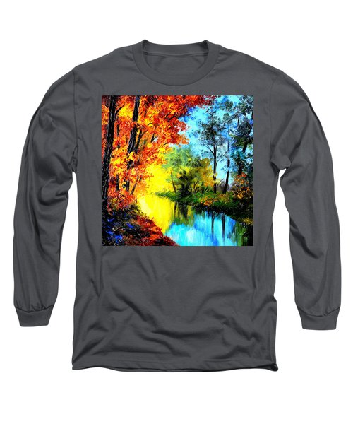 A Beautiful Day Long Sleeve T-Shirt