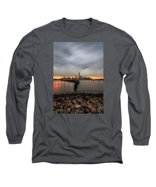 Long Sleeve T-Shirt featuring the photograph A Beautiful Morning  by Anthony Fields