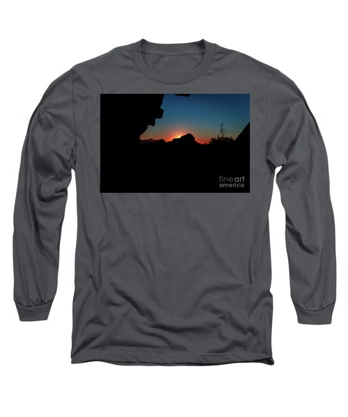A Beautiful Night... Long Sleeve T-Shirt by Deborah Klubertanz