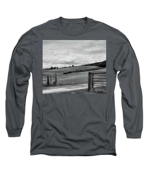 A Berkshire Brae No. 1 Long Sleeve T-Shirt