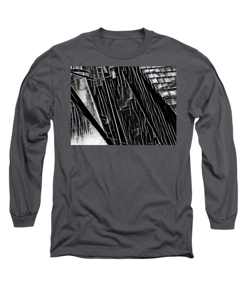 A Black-and-white Cookie Long Sleeve T-Shirt