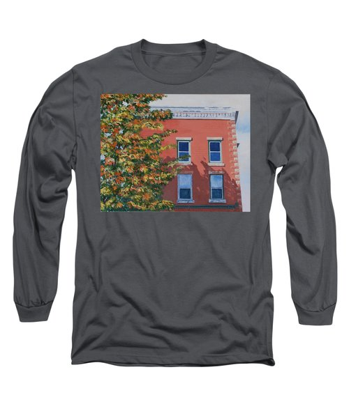 A Brick In Time Long Sleeve T-Shirt