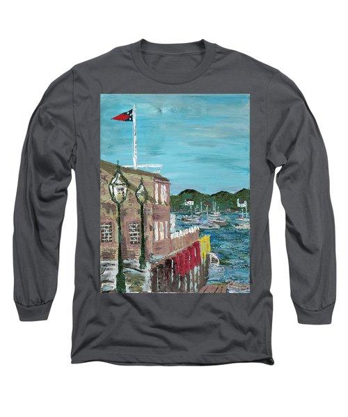 A Cape Cod Dream Long Sleeve T-Shirt