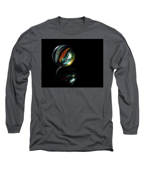 Long Sleeve T-Shirt featuring the photograph A Child's Universe 2 by James Sage