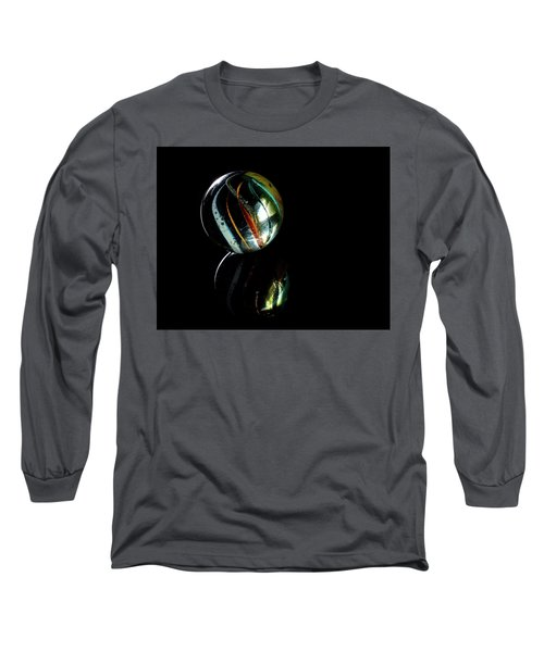 Long Sleeve T-Shirt featuring the photograph A Child's Universe 3 by James Sage
