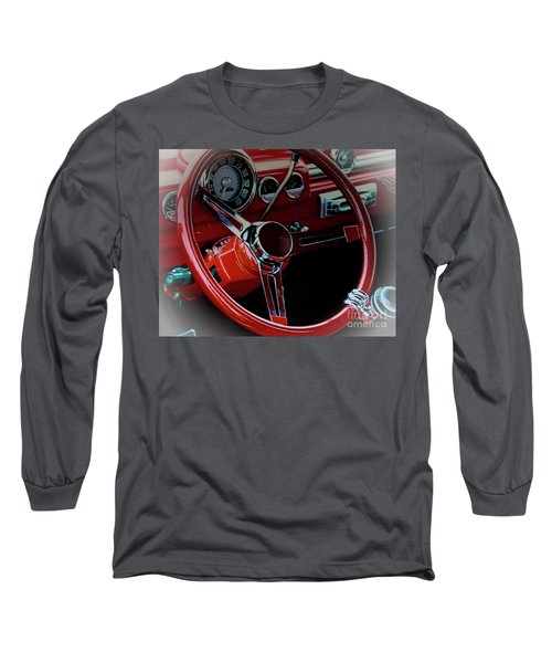 A Classic In Everyone's Dreams Long Sleeve T-Shirt by Al Bourassa