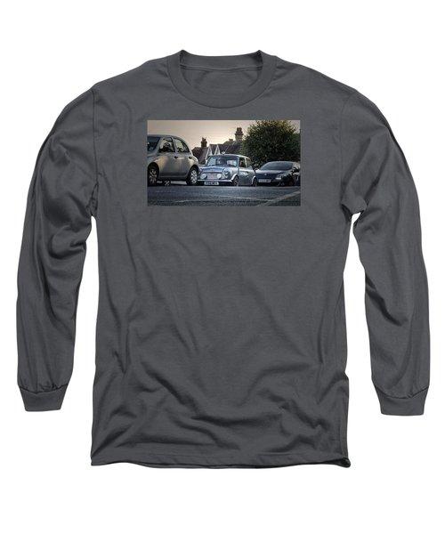 A Classic Long Sleeve T-Shirt