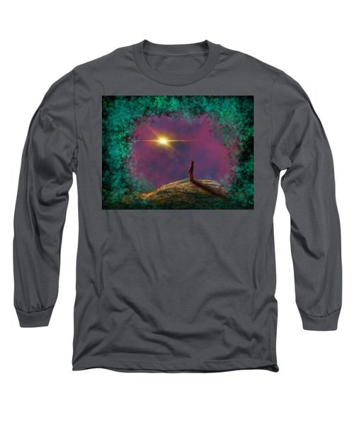 A Clearing Long Sleeve T-Shirt