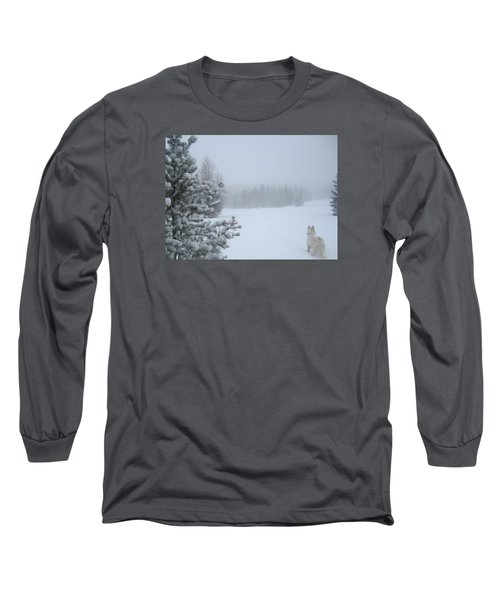 Love The Small Things In Life Long Sleeve T-Shirt by Fiona Kennard