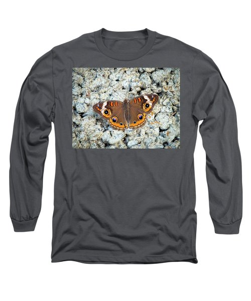 A Common Buckeye Long Sleeve T-Shirt
