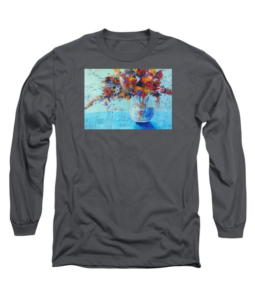 A Cool Spot Long Sleeve T-Shirt by Becky Chappell