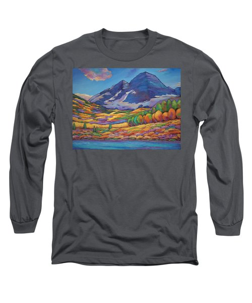 A Day In The Aspens Long Sleeve T-Shirt