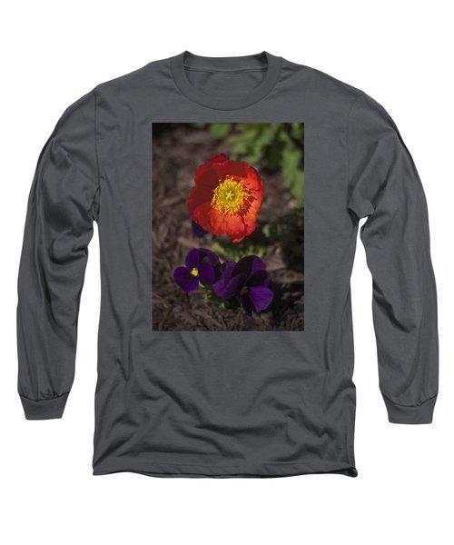 A Deep Richness Long Sleeve T-Shirt by Morris  McClung