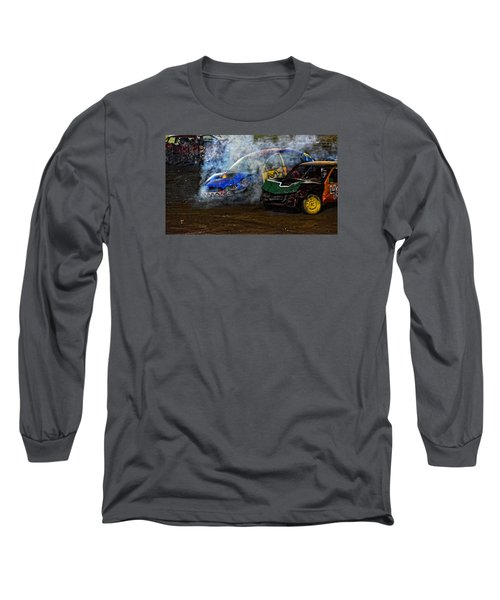 A Demo Fire Long Sleeve T-Shirt