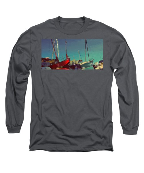 A Different View Long Sleeve T-Shirt