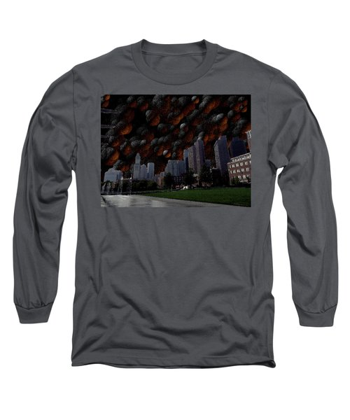 A Dimension Of Boston Rarely Seen Long Sleeve T-Shirt