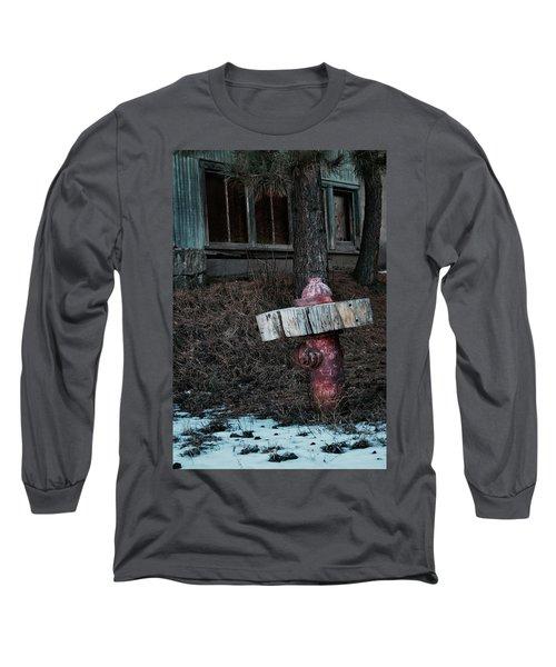A Dog's Dream Long Sleeve T-Shirt
