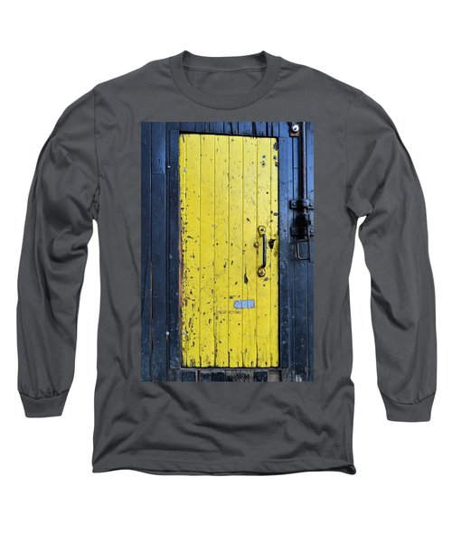 A Door Within A Door Long Sleeve T-Shirt