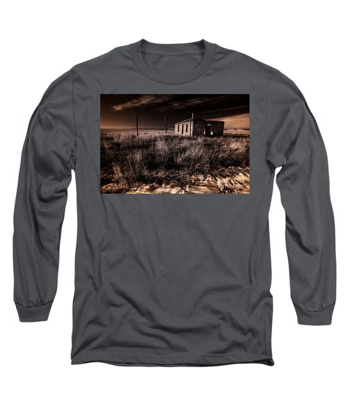 A Dream Deferred Long Sleeve T-Shirt by William Fields